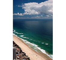 Q1 View © Surfers Paradise Photographic Print