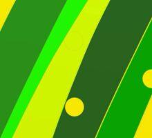 Fresh Green Sticker