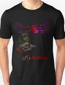 Morrigan of the Darkstalkers T-Shirt