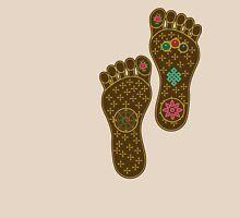 Footprints of the Buddha Unisex T-Shirt