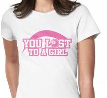 Women's pool T-shirt Womens Fitted T-Shirt