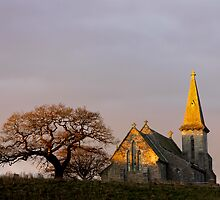St Andrews Church, Blubberhouses by SteveMG