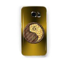 Capricorn & Dragon Yang Fire Samsung Galaxy Case/Skin
