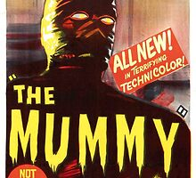 The Mummy Alt (Yellow) by PulpBoutique