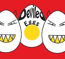 Deviled Eggs by ECarrillo