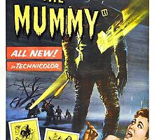 The Mummy (Red) by PulpBoutique