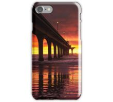 New Brighton Pier iPhone Case/Skin