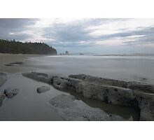 Cribs Creek , West Coast Trail , Vancouver Island Photographic Print