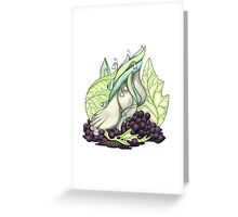 Grapes of Wrath, Touch My Soul Greeting Card