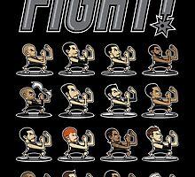 FIGHT! - Alternate Version by normannazar