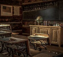 Vintage Schooling by Randy Turnbow