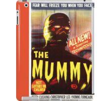 The Mummy Alt (Red) iPad Case/Skin