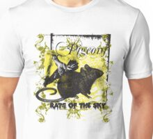 Pigeons-rats of the sky Unisex T-Shirt