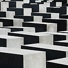 Holocaust Monument Berlin by Martin How