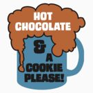Choco' & Cookie Please! by ezcreative