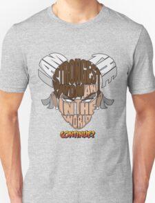 Chun Li Wins T-Shirt