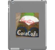 Coca cola coke  iPad Case/Skin