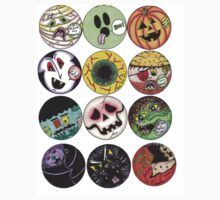 Halloween Ghouls Kids Clothes