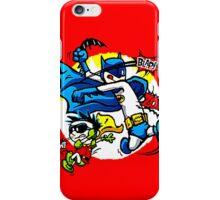 Calvin and Hobbes Batman Robin Style iPhone Case/Skin