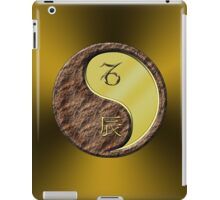 Capricorn & Dragon Yang Metal iPad Case/Skin