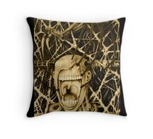 frustration Throw Pillow