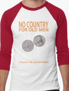 No Country For Old Men Minimalist Design T-Shirt