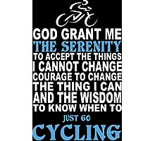 Limited Edition Cycling Tshirts Photographic Print