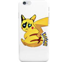 Nopemon - Pokemon Pikachu iPhone Case/Skin