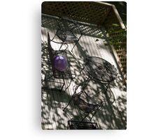 Deck Ball Canvas Print