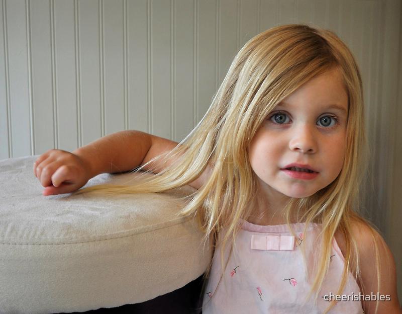 Portrait by cheerishables