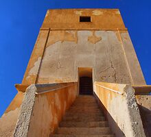 "Nubia Tower by Antonello Incagnone ""incant"""