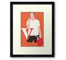 Trevor | GTA V Framed Print