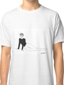 Audrey Hepburn #2 Classic T-Shirt