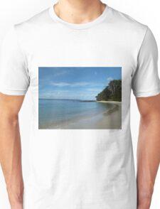 Deserted Beach Unisex T-Shirt
