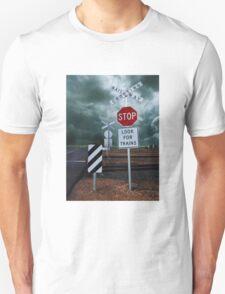 Railway Crossing T-Shirt
