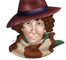 Tom Baker by stacylgage