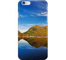 Lake Plimsoll Reflections iPhone Case/Skin