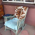 Great Gramma WIlma's Rocking Chair by janetmarston