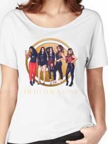 Fifth Harmony  Women's Relaxed Fit T-Shirt