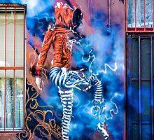 Spiral Smoke by Tia Rodriguez