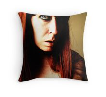 Lusty Throw Pillow