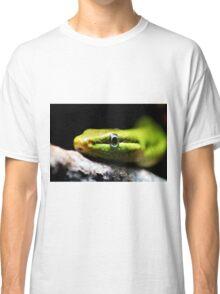 green snake eye Classic T-Shirt