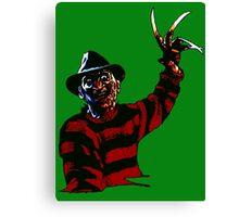 Here's Freddy Canvas Print