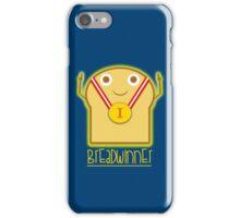 Breadwinner iPhone Case/Skin