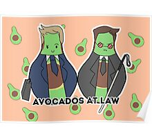 Avocados at Law! Poster