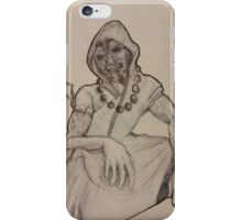 Nathan the Monk iPhone Case/Skin
