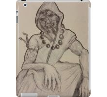 Nathan the Monk iPad Case/Skin