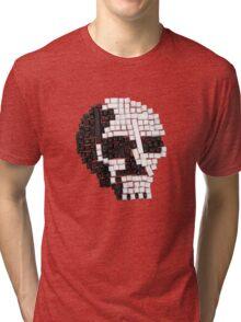 Key Skull Tri-blend T-Shirt