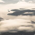 Howe Sound cloud sweep, British Columbia by Christopher Barton