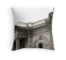 SECOND PRESS Throw Pillow